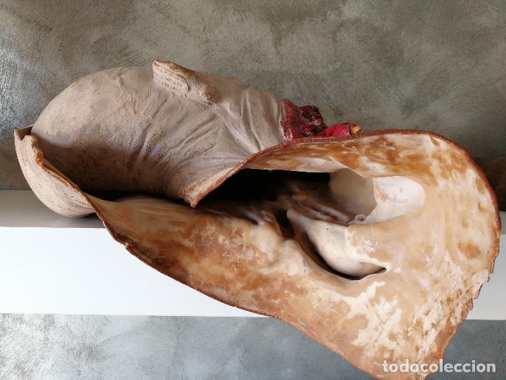 Reproducciones Figuras de Acción: ESPECTACULAR MÁSCARA ZOMBIE HALLOWEEN - Foto 14 - 128137051