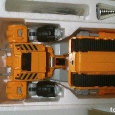 Reproducciones Figuras de Acción: ROBOT DX SOLDOZER. Lote 130582794