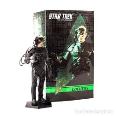 Reproducciones Figuras de Acción: LOCUTUS (STAR TREK: THE NEXT GENERATION). Lote 135944082