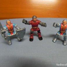 Reproducciones Figuras de Acción: LOTE 3 FIGURAS - SOLDADOS - GUERREROS . Lote 138701934