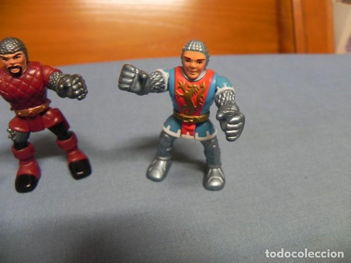 Reproducciones Figuras de Acción: LOTE 3 FIGURAS - SOLDADOS - GUERREROS - Foto 2 - 138701934