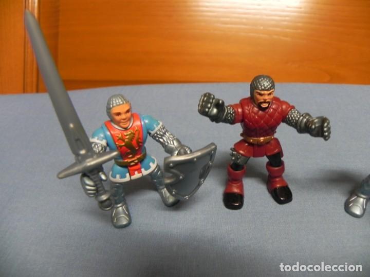 Reproducciones Figuras de Acción: LOTE 3 FIGURAS - SOLDADOS - GUERREROS - Foto 3 - 138701934