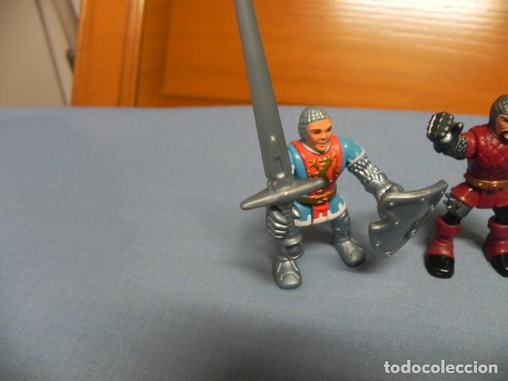Reproducciones Figuras de Acción: LOTE 3 FIGURAS - SOLDADOS - GUERREROS - Foto 4 - 138701934
