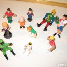 Reproducciones Figuras de Acción: 10 FIGURAS DE DEPORTISTAS. Lote 138808362