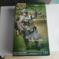 Reproductions Figurines d'Action: SOLDADO GRANDE GEYPERMAN ELITE FORCE EN CAJA GERMAN PANZER . Lote 140778098