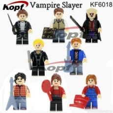 Neuauflagen Actionfiguren - Buffy Cazavampiros lote de 8 lego compatible - 145837389