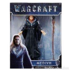 Reproducciones Figuras de Acción: MEDIVH (WARCRAFT). Lote 148054750