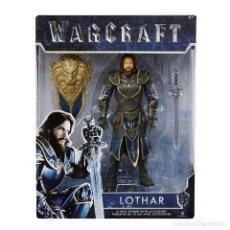 Reproducciones Figuras de Acción: LOTHAR (WARCRAFT). Lote 148055362