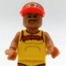 Reproducciones Figuras de Acción: FIGURA COMPATIBLE CON LEGO DE HULK HOGAN. Lote 149925586