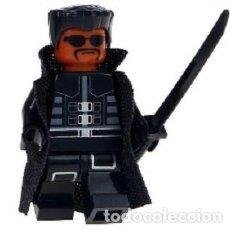 Reproducciones Figuras de Acción: FIGURA COMPATIBLE CON LEGO DE BLADE. Lote 150054114