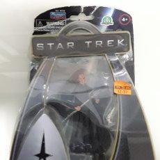 Reproducciones Figuras de Acción: FIGURA STAR TREK NERO EN SU BLISTER ORIGINAL SIN ABRIR. Lote 150286473
