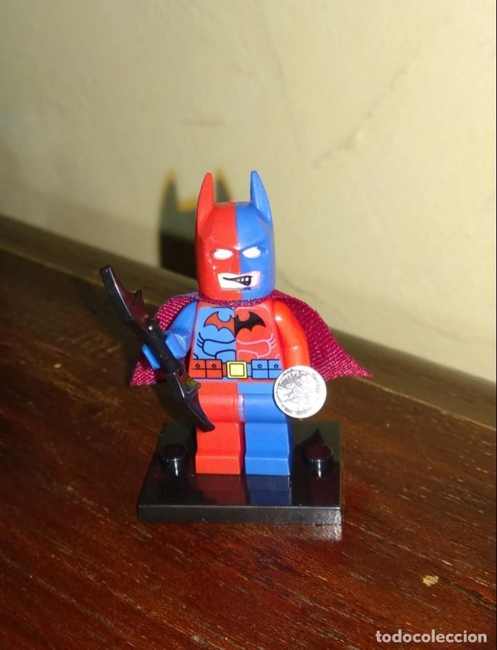 BATMAN COLECCION - COMPATIBLE CON LEGO (Juguetes - Reproducciones Figuras de Acción)