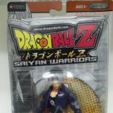 Reproducciones Figuras de Acción: DRAGON BALL Z SAYAN WARRIOR, FUTURE TRUNKS EN SU BLISTER. Lote 151908797