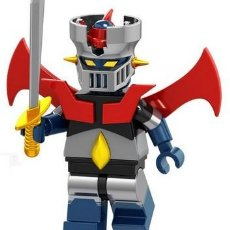 Reproducciones Figuras de Acción: FIGURA COMPATIBLE CON LEGO DE MAZINGER Z. Lote 153427906
