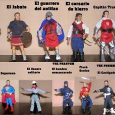 Reproducciones Figuras de Acción: MADELMAN MDE SERIE HEROES DEL CÓMIC ESPAÑOL: EL JABATO. HISTÓRICO. Lote 154616369