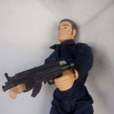 Reproducciones Figuras de Acción: POWER TEAM SWAT ÉLITE POLICÍA COMANDO 1/6 ESCALA ESTILO ACTION MAN. Lote 155179018