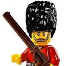 Reproducciones Figuras de Acción: FIGURA COMPATIBLE CON LEGO DE SOLDADO GUARDIA IMPERIAL. Lote 156783826