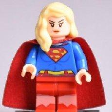 Reproducciones Figuras de Acción: FIGURA COMPATIBLE CON LEGO DE SUPERGIRL (MODEL 2). Lote 156783834