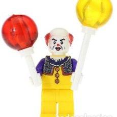 Reproducciones Figuras de Acción: FIGURA COMPATIBLE CON LEGO DE THE CLOWN. Lote 156783850