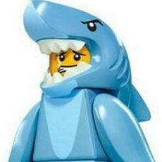 Reproducciones Figuras de Acción: FIGURA COMPATIBLE CON LEGO DE TIBURON (SHARK). Lote 156783858