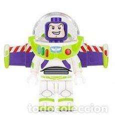 Reproducciones Figuras de Acción: FIGURA COMPATIBLE CON LEGO DE TOY STORY BUZZ LIGHTYEAR. Lote 158383766