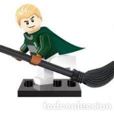 Reproducciones Figuras de Acción: FIGURA COMPATIBLE CON LEGO DE HARRY POTTER (DRACO MALFOY). Lote 161557274