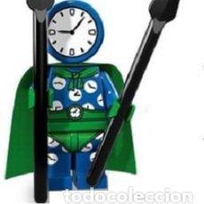 Reproducciones Figuras de Acción: FIGURA COMPATIBLE CON LEGO DE CLOCK KING (REY RELOJ) (BATMAN). Lote 161963886