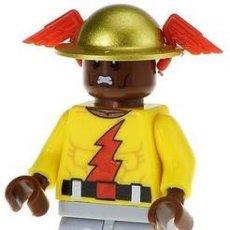 Reproducciones Figuras de Acción: FIGURA COMPATIBLE CON LEGO DE GOLDEN AGE REVERSE-FLASH. Lote 163489790