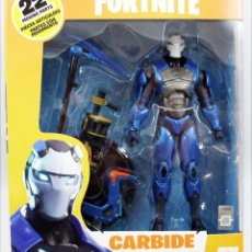 Reproductions Figurines d'Action: CARBIDE (FORTNITE). Lote 166418438