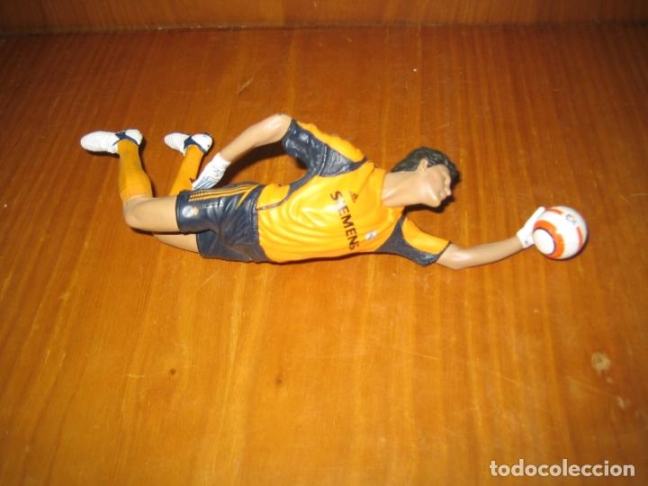 Reproducciones Figuras de Acción: Figura de accion. Iker Casillas. Real Madrid - Foto 2 - 168621728