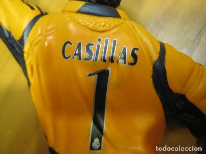 Reproducciones Figuras de Acción: Figura de accion. Iker Casillas. Real Madrid - Foto 4 - 168621728