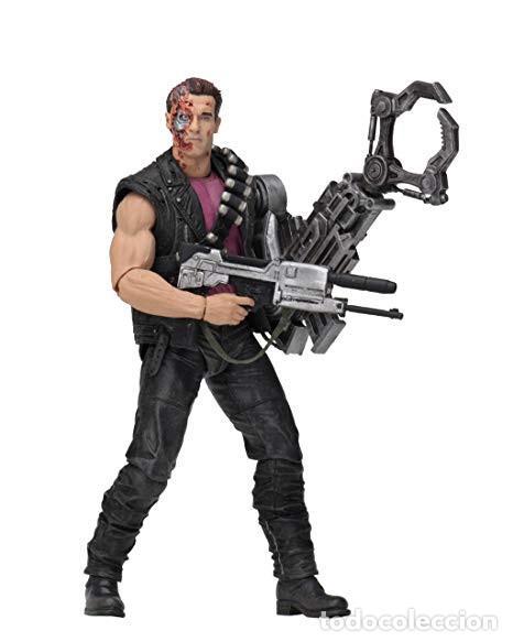Reproducciones Figuras de Acción: T-800 (Terminator 2) - Foto 2 - 169602768
