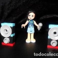 Reproducciones Figuras de Acción: FIGURA COMPATIBLE CON LEGO DE FRIENDS (MODEL 6). Lote 171151673