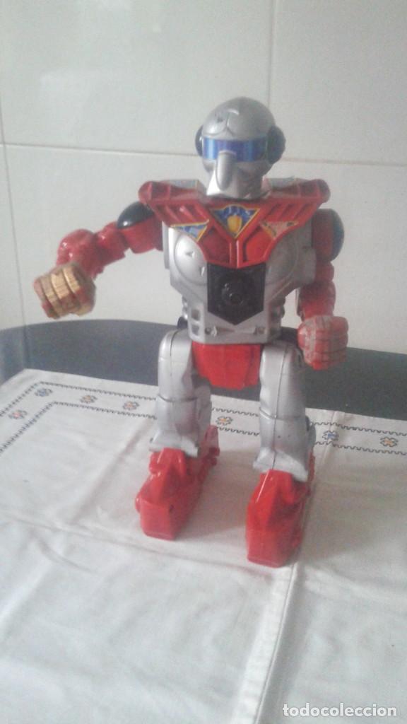 17-ROBOT ANTIGUO, 25 CM ALTURA (Juguetes - Reproducciones Figuras de Acción)