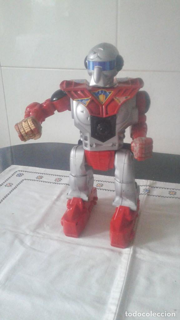 Reproducciones Figuras de Acción: 17-ROBOT ANTIGUO, 25 cm altura - Foto 2 - 171170592