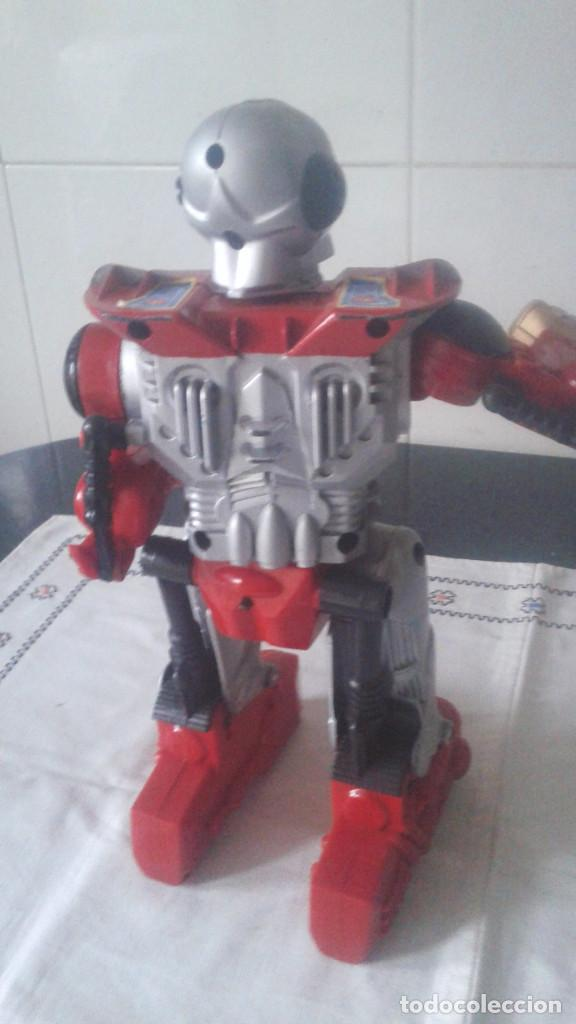 Reproducciones Figuras de Acción: 17-ROBOT ANTIGUO, 25 cm altura - Foto 4 - 171170592
