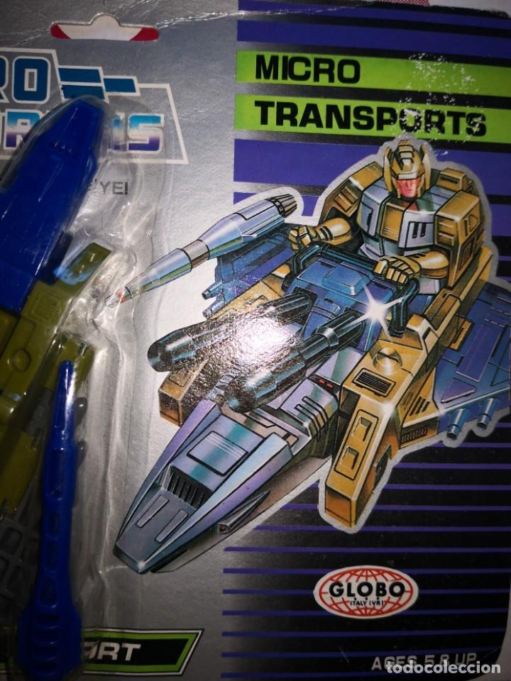 Reproducciones Figuras de Acción: Transformers bootleg autochange fighter micro transports master - Foto 2 - 173523418