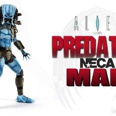 Reproducciones Figuras de Acción: MAD PREDATOR (ALIEN VS PREDATOR).. Lote 179957495