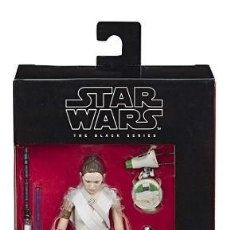 Reproducciones Figuras de Acción: REY & D-0 (STAR WARS: EL ASCENSO DE SKYWALKER - THE BLACK SERIES). Lote 187193232