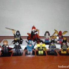 Reproductions Figurines d'Action: SUPER HÉROES LOTE DE FIGURAS NUEVAS. Lote 189442038