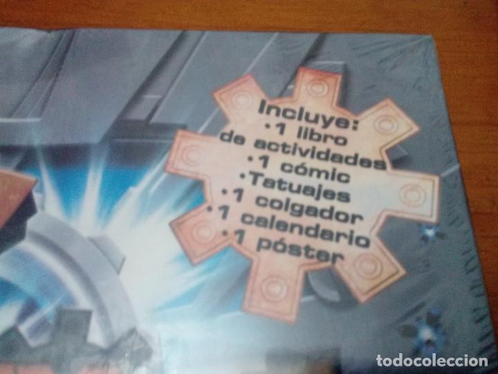 Reproducciones Figuras de Acción: GENERATOR REX. EVEREST. INCLUYE. LIBRO. COMIC. TATUAJES. COLGADOR. CALENDARIO. POSTER. EST7B7 - Foto 2 - 189574267