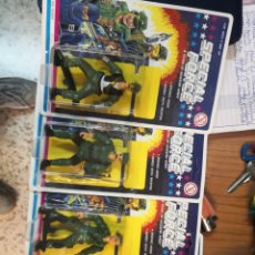 Reproductions Figurines d'Action: 4 BLISTER SOLDADOS SPECIAL FORCE A TEAM MODERN ARMY (TIPO GI JOE) AÑOS 90. IDEAL COLECCIONISTAS. Lote 220640550