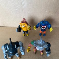Reproductions Figurines d'Action: LOTE 4 FIGURAS OCEAN WARRIORS, BOOTLEG STREET SHARKS. Lote 206976823