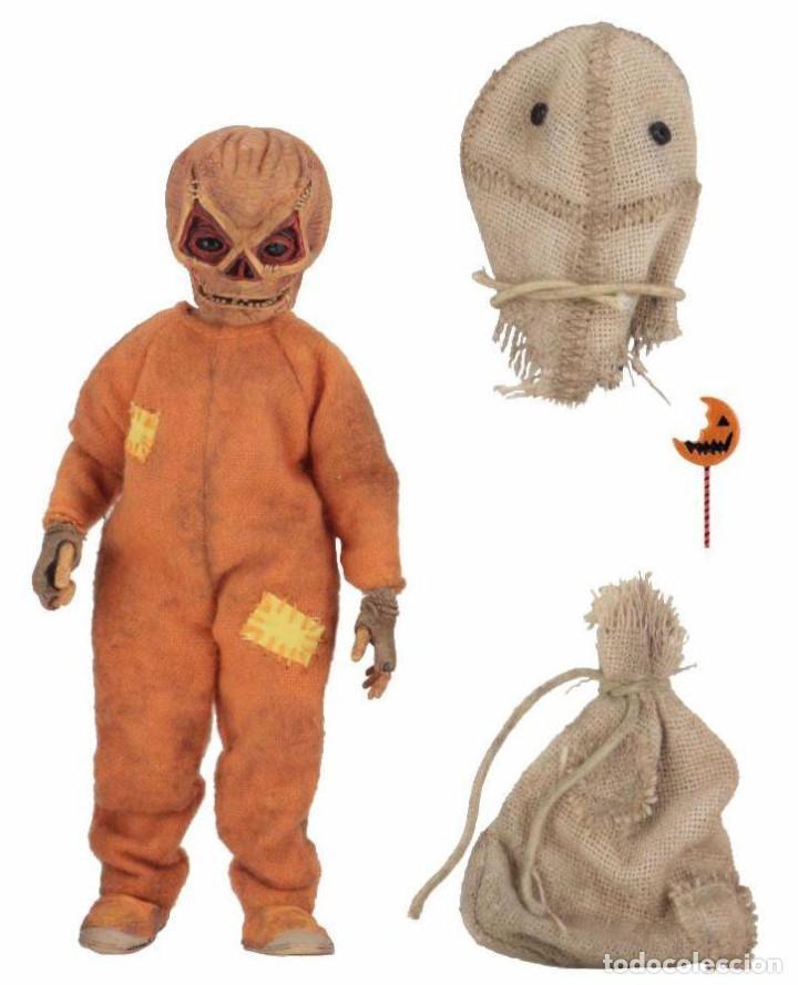 Reproducciones Figuras de Acción: Sam con ropa de tela (Trick r Treat) - Foto 2 - 194107802