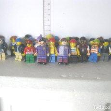 Reproducciones Figuras de Acción: LOTE DE 28 MINIFIGURAS VARIADAS LEGO Y COMPATIBLES VER FOTOS ADICIONALES DEL LOTE. Lote 201593915