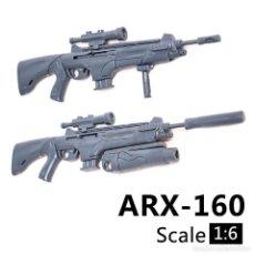 Reproducciones Figuras de Acción: LOTE ARMA FUSIL ASALTO M16 A1 - PARA FIGURAS 1/6 DE 30 CM COMO DRAGON, GEYPERMAN, ACTION MAN, ETC... Lote 201746612