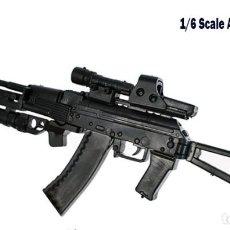 Riproduzioni Figure di Azione: LOTE ARMA FUSIL ASALTO AK 74 - PARA FIGURAS 1/6 DE 30 CM COMO DRAGON, GEYPERMAN, ACTION MAN, ETC... Lote 201747182