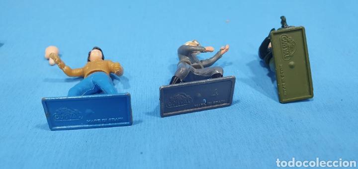 Reproducciones Figuras de Acción: 4 soldados de guisval, made in spain - Foto 5 - 204828085