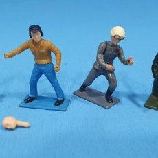 Reproducciones Figuras de Acción: 4 SOLDADOS DE GUISVAL, MADE IN SPAIN. Lote 204828085
