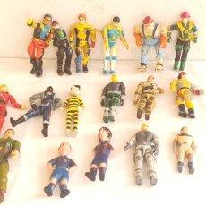 Reproducciones Figuras de Acción: MUÑECOS LJN TOYS LTD AÑOS 1986. Lote 206359462